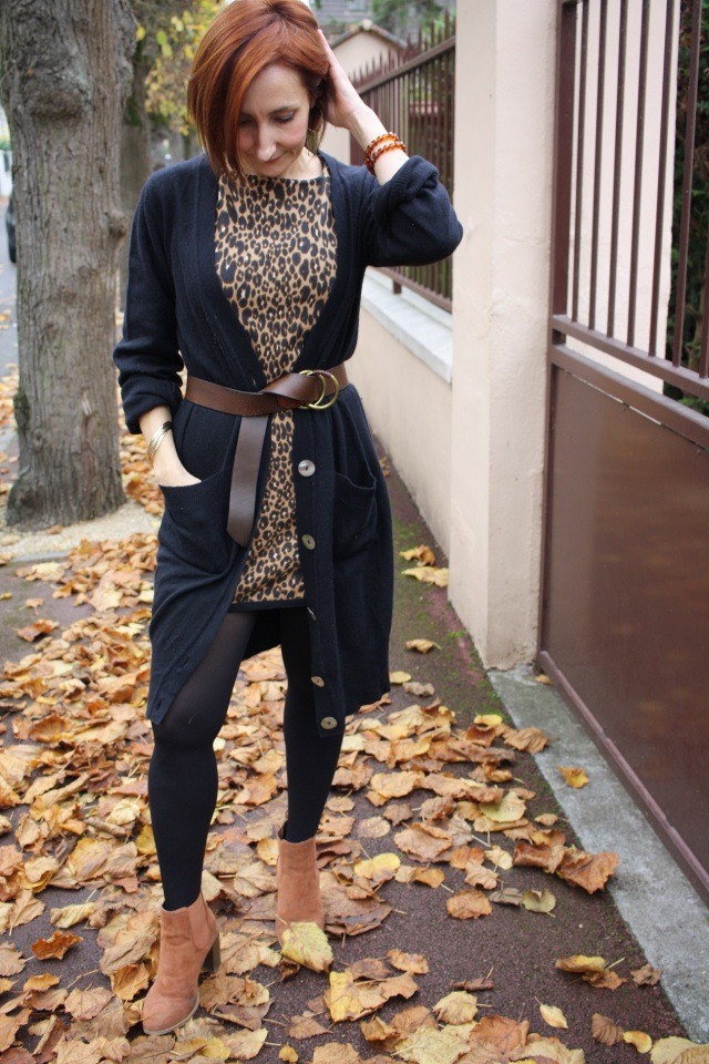 silhouette_leopard_gilet_long_noir